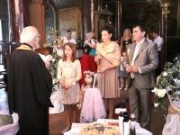 Свето кръщение на Велена
