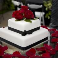 Сватбената торта