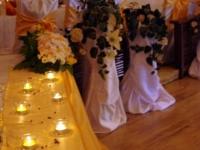 Сватбата на Меги и Мишел